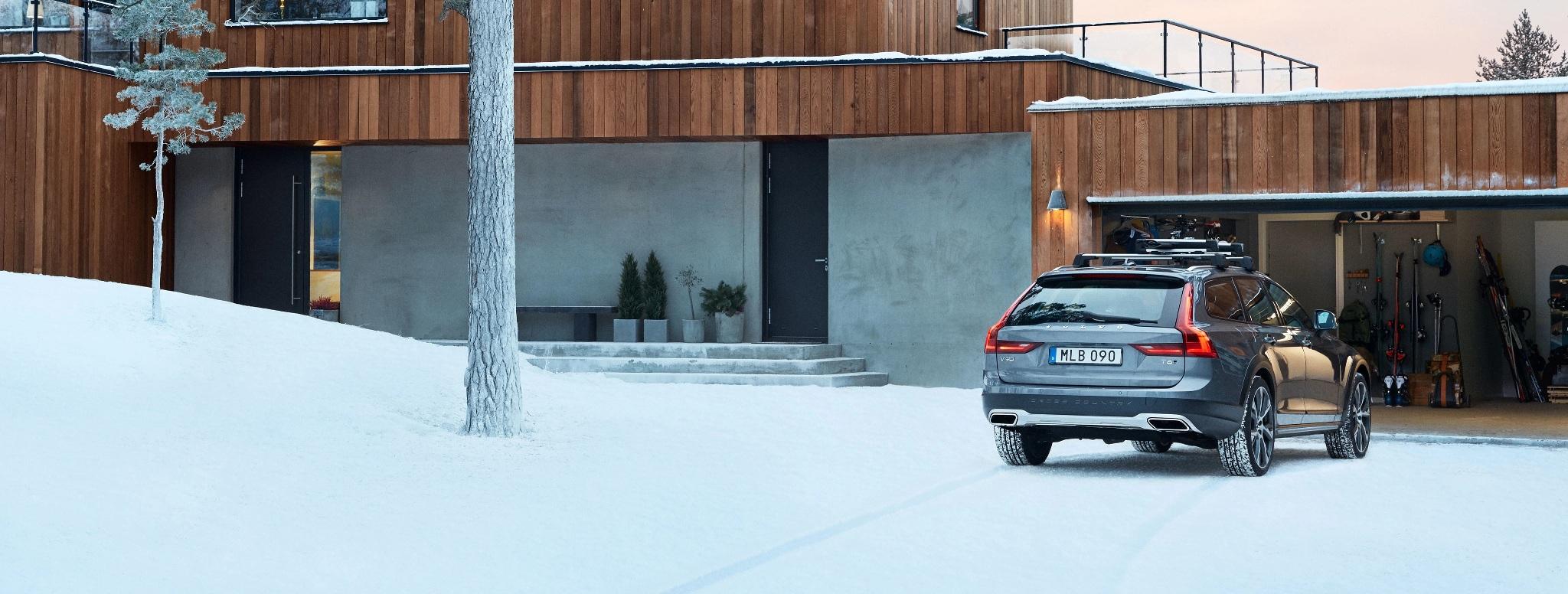 Wintercheck Volvo